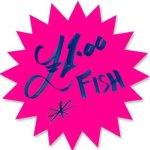 One Pound Fish Logo